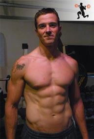 Martin A om sit styrketræningsprogram