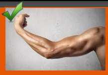 Store arme træningsprogram