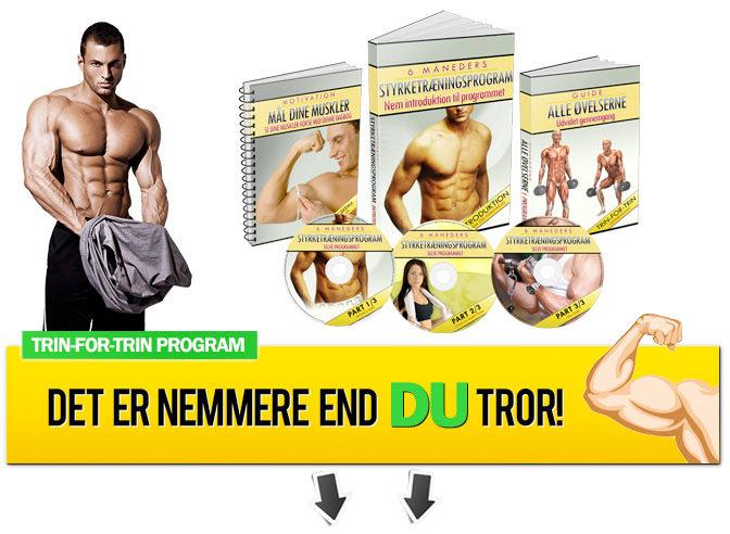 Få et godt træningsprogram